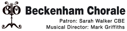 Beckenham Chorale - a choir based in Beckenham Kent